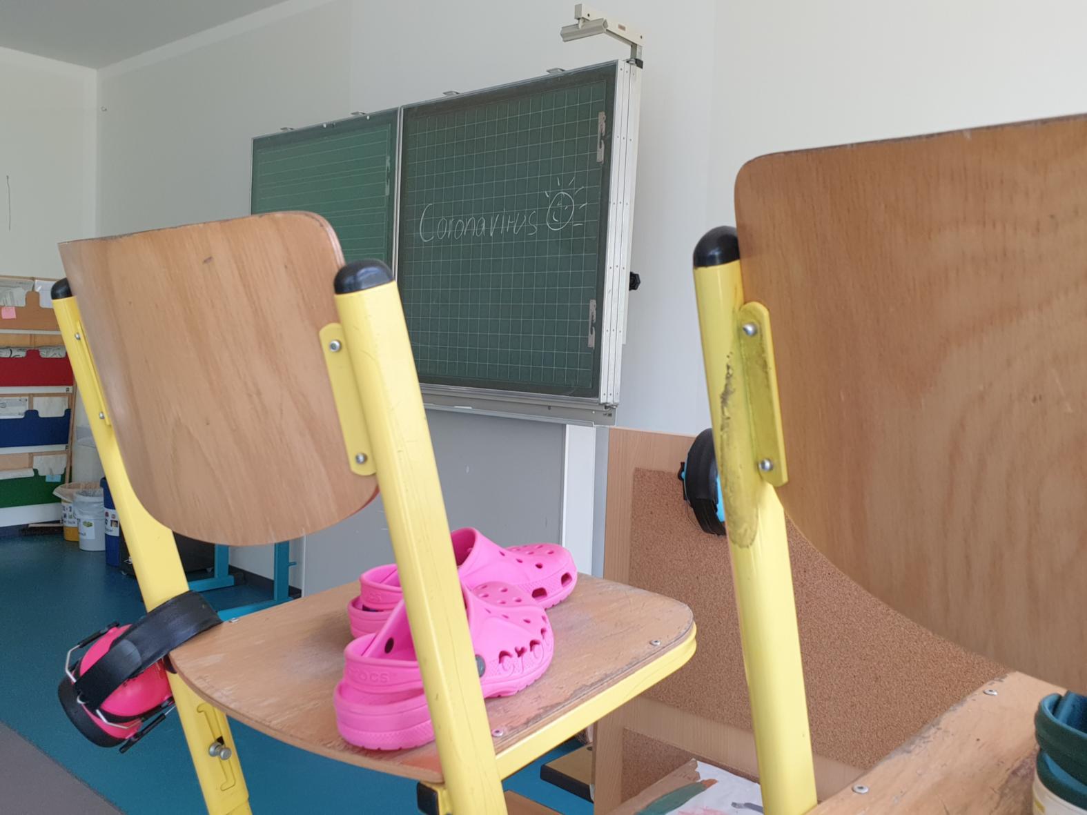 Schulbetrieb wird wiederaufgebaut