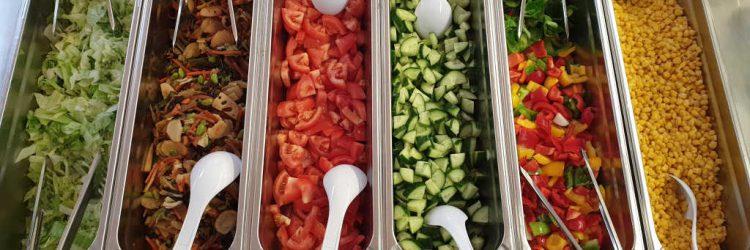 Mensa Salatbufett